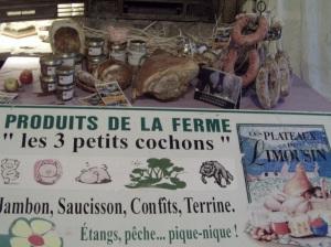 La creuse est une région de France authentique , l'élevage est extensif